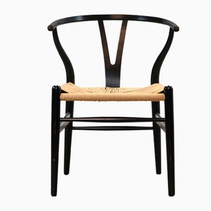 CH24 Wishbone Chair by Hans J. Wegner for Carl Hansen and Søn
