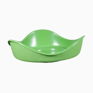 Green Fiberglass Rocking Object by Gunter Beltzig for Brüder Beltzig, 1960s