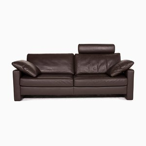 Leather Sofa from Ewald Schillig