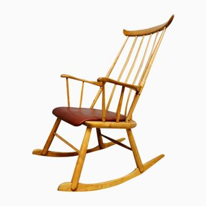 Rocking Chair from Farstrup Møbler, 1960s