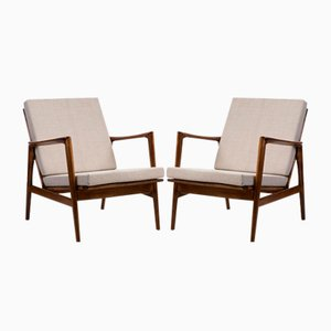 Model 300-139 Stefan Armchairs, Set of 2