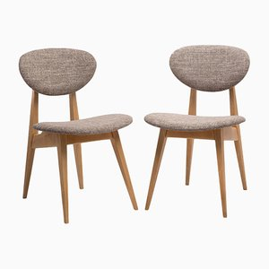 Model 200/128 Chairs by Juliusz Kędziorek, Set of 2