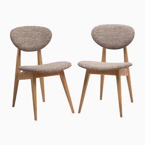 Modell 200/128 Stühle von Juliusz Kędziorek, 2er Set