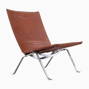 PK22 Lounge Chair by Poul Kjaerholm for E. Kold Christensen, Denmark, 1960s