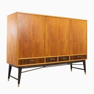 Teak Cabinet by M. Karlsson, 1960s