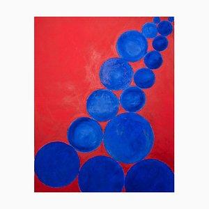 Giorgio Lo Fermo, Ellipses, 2020, Oil Painting