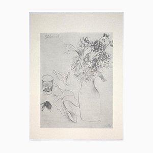 Franco Gentilini, Still Life, 20th Century, Offset Print