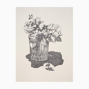 Still Life, Offset Print on Paper, 20th Century