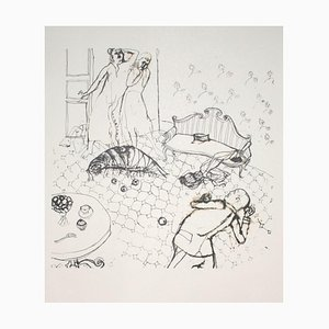 Franco Gentilini, The Insect, 20th Century, Offset Print