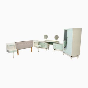 Bedroom Set by Donald Gomme for G-Plan, 1960s, Set of 3