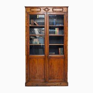 Bibliothèque en Faux Bambou