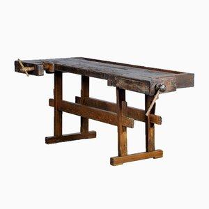 Carpenter's Oak Workbench