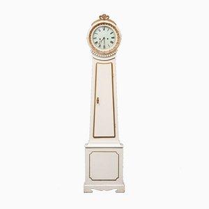 Antique Danish Grandfather Clock