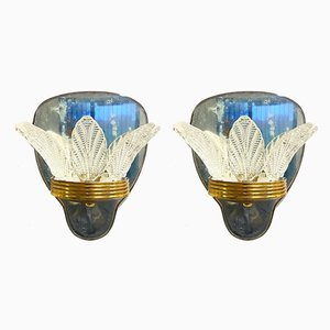 Mid-Century Sconces, 1950s, Set of 2
