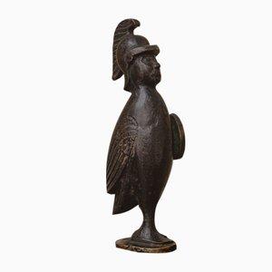 Antique Curious about Bronze Sculpture