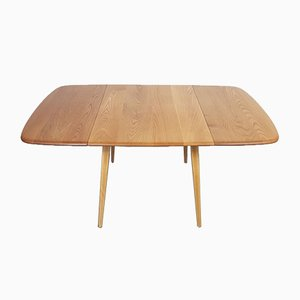 Mid-Century Drop-Leaf Dining Table by Lucian Ercolani for Ercol, 1960s