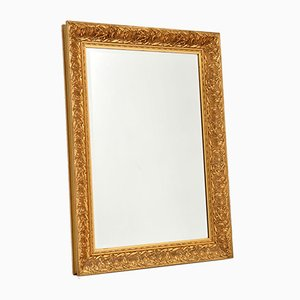 Antique French Style Giltwood Mirror, 1960s