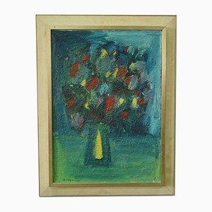 Bengt Delefors, Expressionistische Stilllebenmalerei, 1960er