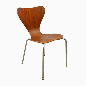 Danish Teak Dining Chair, 1950s