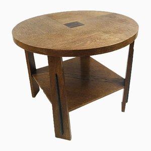 Table Basse Art Déco en Palissandre, 1920s