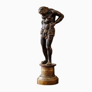 Phoque Antique 19ème Siècle en Bronze