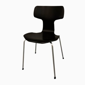 T-Chair by Arne Jacobsen for Fritz Hansen, 1982