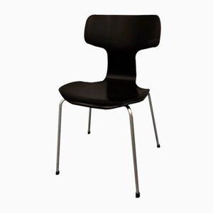 T-Chair par Arne Jacobsen pour Fritz Hansen, 1982