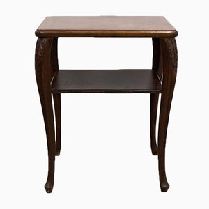 Square Louis Philippe Side Table or Coffee Table