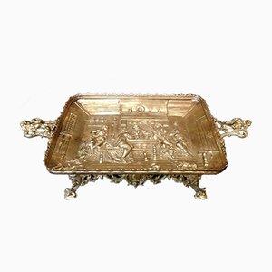 Napoleon III Bronze Centerpiece