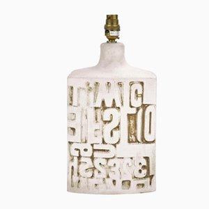 Tischlampe von Peter Ellery für Tremaen, 1960er