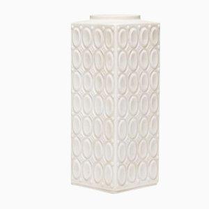 Vase aus Biskuitporzellan von Selfmann Weiden, 1960er
