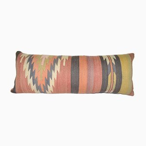 Extra Long Hippie Bedding Kilim Cushion Cover