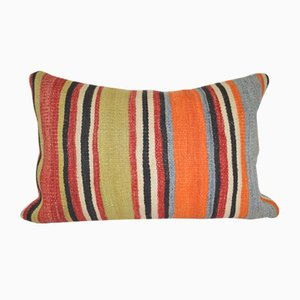 Multi Colored Kilim Cushion