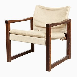 Diana Lounge Chair by Karin Mobring for Ikea, 1970s