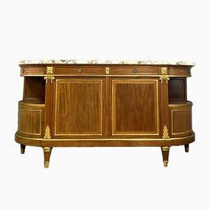 Louis XVI Mahogany Buffet