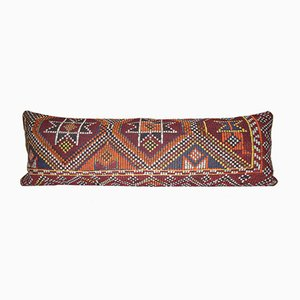 Handmade Organic Bench Cushion Cover