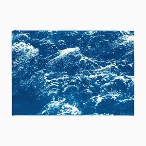Set di bolle per piscine, 2019, Cyanotype