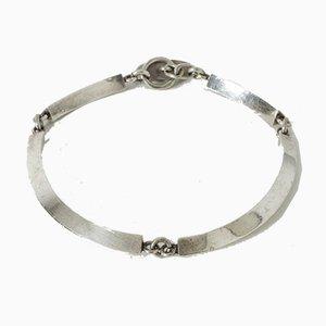 Silbernes Armband von Arvo Saarela, 1963