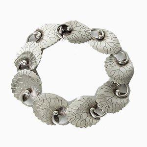 Silver bracelet by Arvo Saarela, 1954
