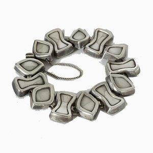 Silver Bracelet from Atelier Borgila, 1958