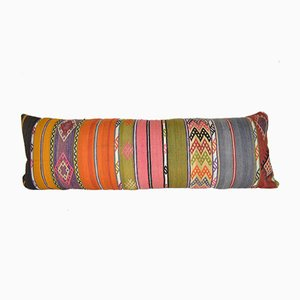 Long Lumbar Cushion Cover