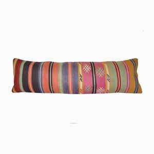 Bohemian Bedding Wool Kilim Cushion Cover