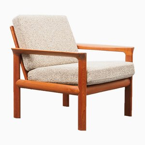 Teak Armchair by Sven Ellekaer for Komfort, 1960s