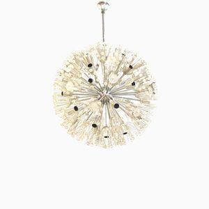 Snowflake Sputnik Lamp by Emil Stejnar for Rupert Nikoll