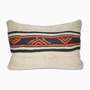 Handwoven Turkish Kilim Cushion Cover