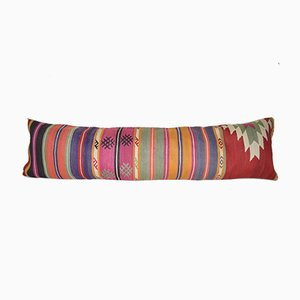 Hippie Kilim Lumbar Cushion Cover