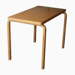 Beistelltisch oder Schreibtisch von Alvar Aalto für Artek, 1935