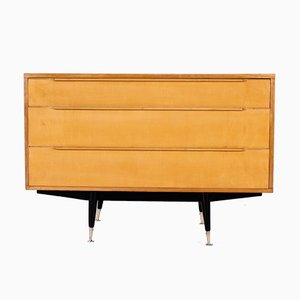 Belgian Modern Chest of Drawers, 1950s
