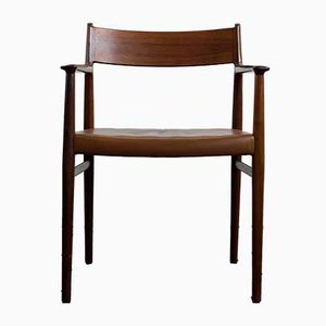 418 B Rosewood Armchair by Arne Vodder, 1960s