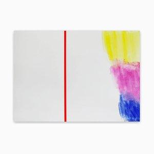 Untitled 7 (Abstrakte Malerei) 2017
